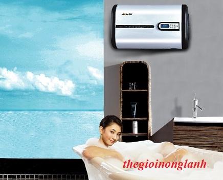 Bình nóng lạnh là thiết bị không thể thiếu trong cuộc sống hiện đại
