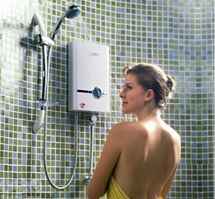 Sử dụng bình nóng lạnh đúng cách giúp bảo vệ an toàn cho bạn